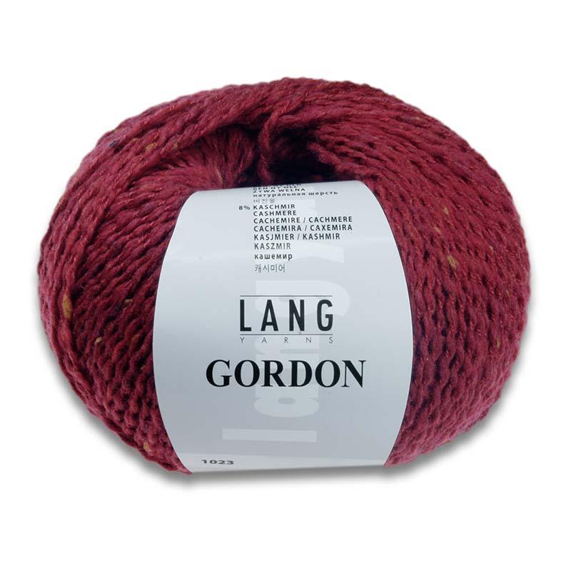 LANG GORDON