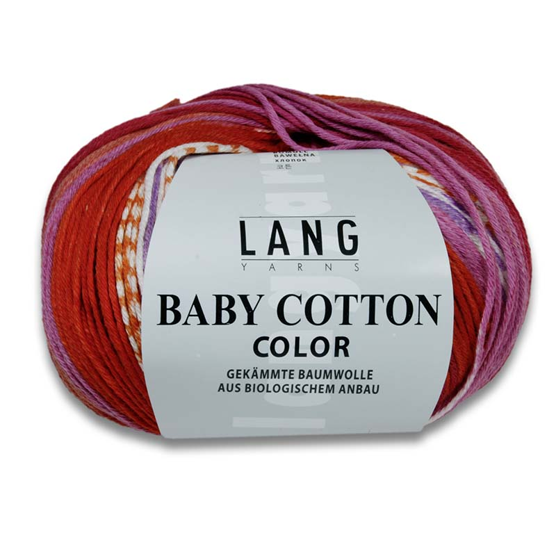 Lang Baby Cotton Color