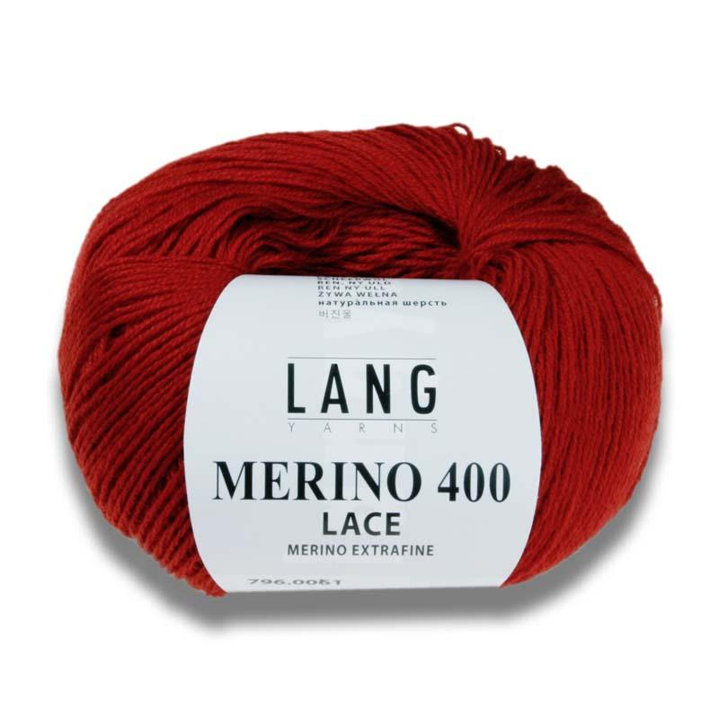 LANG MERINO 400 LACE